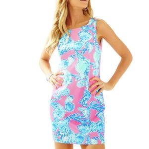 CATHY SHIFT DRESS